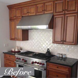 Vancouver Kitchen Cabinet Makeover Warline Painting Ltd